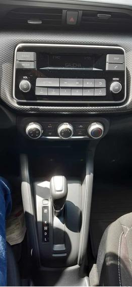 Nissan Kicks 1.6 16v S Aut. 5p 2019