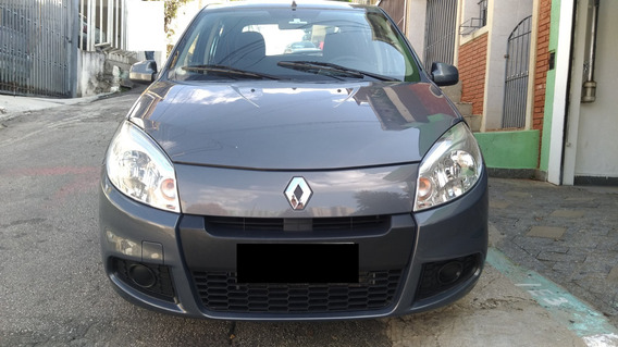 Renault Sandero 1.6 2012 Expression Hi-flex 5p Completo