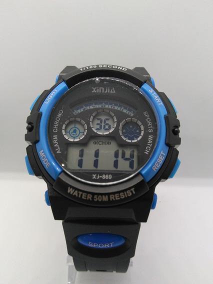 Relógio Xinjia À Prova D