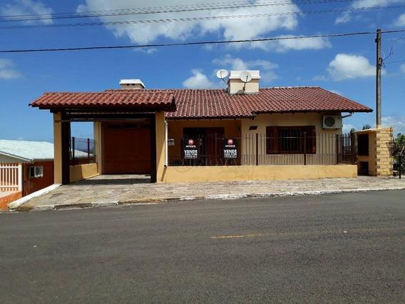 Casa Residencial À Venda, Santa Lucia, Campo Bom. - Ca2227