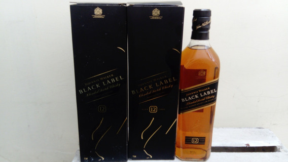 Whisky Jonnie Negro 750 Ml