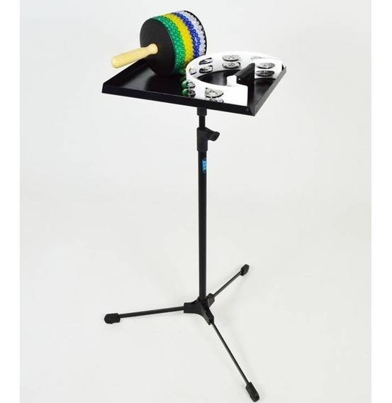 Suporte Ask Bmu Percussão Pedestal Bandeja Multiuso Projetor Estante Notebook Apoio Mesa Envio Imediato Com Nota Fiscal