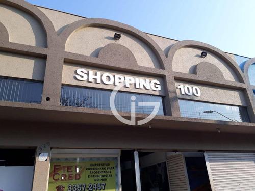 Imagem 1 de 3 de Loja Para Alugar, 30 M² Por R$ 1.500,00/mês - Centro - Londrina/pr - Lo0020