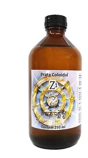 Prata Coloidal - 250ml | Florais Da Mantiqueira
