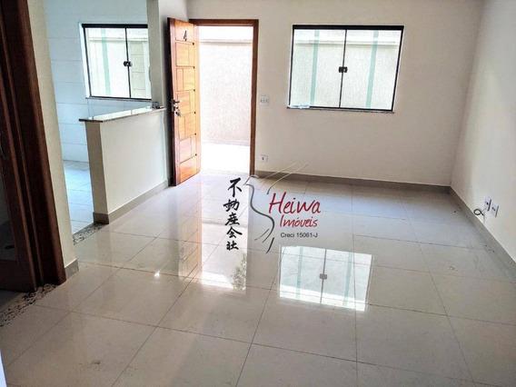 Sobrado Com 3 Dormitórios Para Alugar Por R$ 1.800/mês - Vila Boaçava - São Paulo/sp - So0646