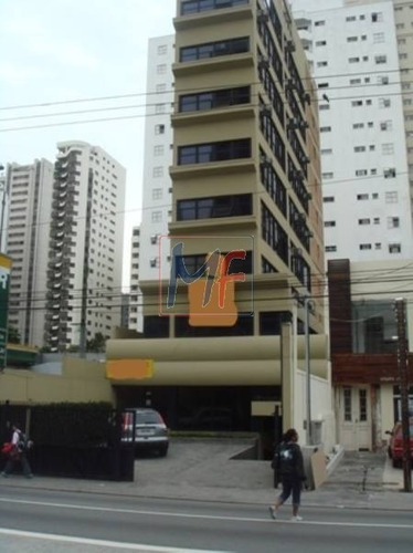 Imagem 1 de 14 de Ref: 10.087 - Excelente Prédio Comercial  No Bairro Indianópolis Com 400 M² E 1336 M² De Área Construída, 18 Vagas, 10 Banheiros. - 10087
