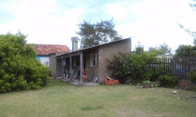 Terreno Com Construção, Praia Quintão, Palmares Do Sul. - Codigo: Te0229 - Te0229