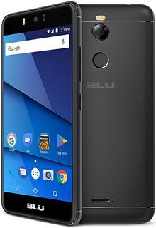 Celular Blu R2 Huella Android 7.0 Quad Core 32gb / 2ram 4g