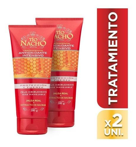 Tío Nacho Tratamiento Intensivo Antioxidante 200ml X 2 Uds