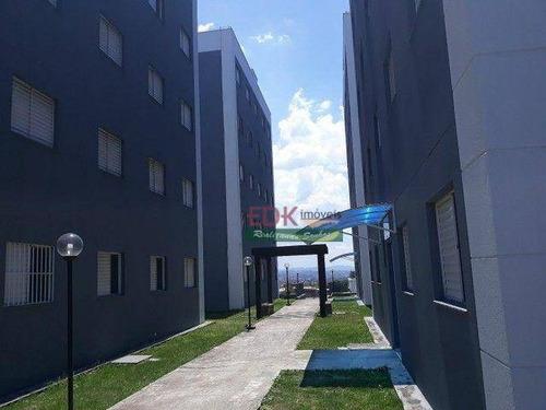 Imagem 1 de 5 de Apartamento Com 3 Dormitórios À Venda, 60 M² Por R$ 244.000 - Vila Miranda - Itaquaquecetuba/sp - Ap8527