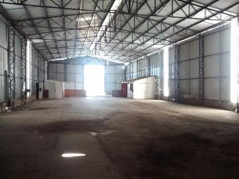 Galpão Para Locação No Iporanga Sorocaba/sp - Gl00195 - 4278454