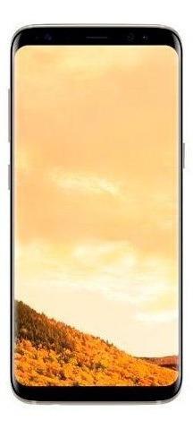 Samsung Galaxy S8 G950f 64gb Bueno Gold Libre De Origen