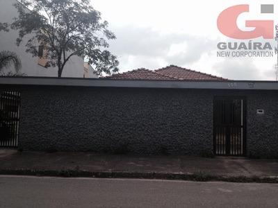 Terreno Residencial À Venda, Vila Pires, Santo André. - Te3752