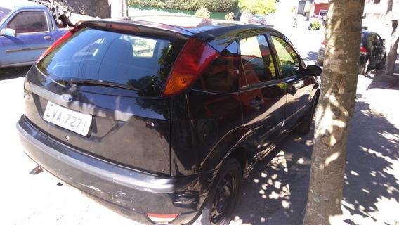 Ford Focus 2.0 Ghia Aut. 5p 2007