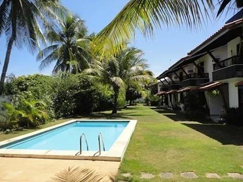 Aluguel Casa Lauro De Freitas Brasil - Bf87l-a