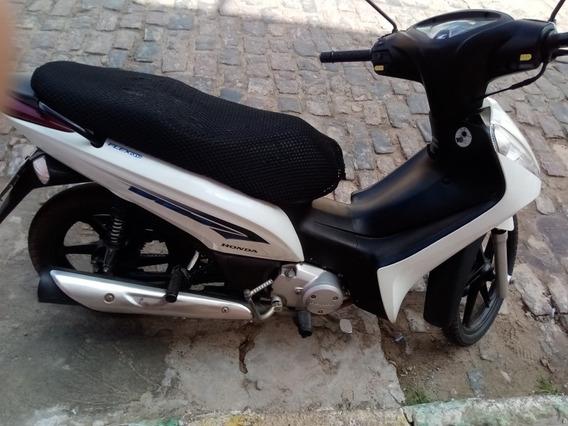 Honda Biz Ex 125 Branca