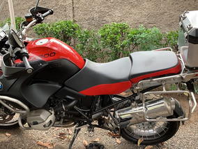 Moto Bmw Poco Kilometraje Equipada Oportunidad