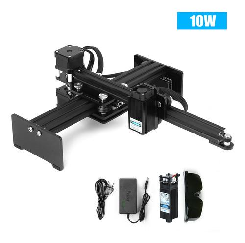 10w Máquina De Grabado Láser Mini Grabador Láser De Escri