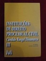 Instituições De Direito Processual Civil 6ª Edição -volume 3