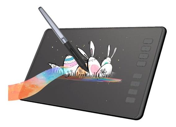 Mesa Digitalizadora Huion Inspiroy Pen Tablet H950p Original Lacrado C/ Garantia