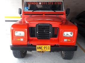 Land Rover 1981