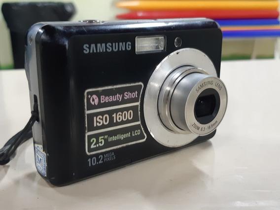 Câmera Digital Samsung Es15 10.2 Megapixels 2gb