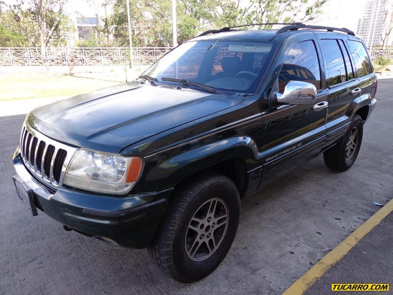 Jeep Grand Cherokee Limited 4x4 Automático