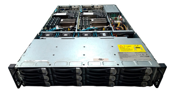 Servidor Dell Poweredge C6100 Xeon X5550 288 Gb C/ Garantia
