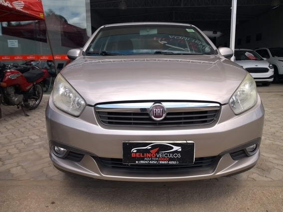 Grand Siena 1.4 Mpi Attractive 8v Flex 4p Manual 106784km