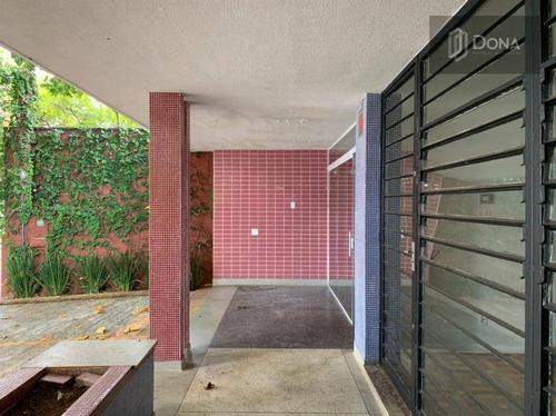Imagem 1 de 8 de Casa , Comercial, Locação ,  3 Quartos , 3 Banheiros Cambuí , 325 M² - Campinas -sp - Ca0349