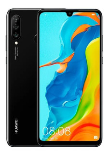 Celular Huawei P30 Lite 128gb Dual Sim Ram 4gb Negro