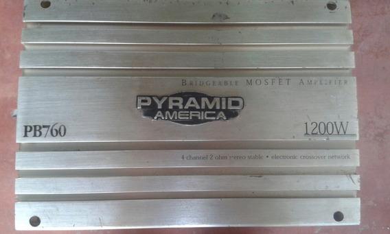 Planta Pyramide 1200 Watts