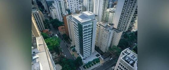 Sala Comercial Para Venda Em São Paulo, Jardins, 2 Banheiros, 4 Vagas - 1431