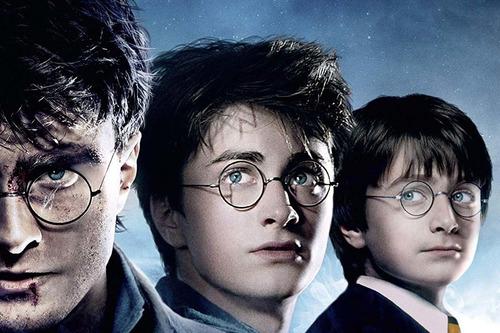 Coleccion Peliculas Harry Potter -- Digital --