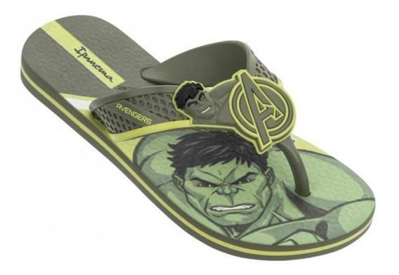 Chinelo Ipanema Hulk Combat