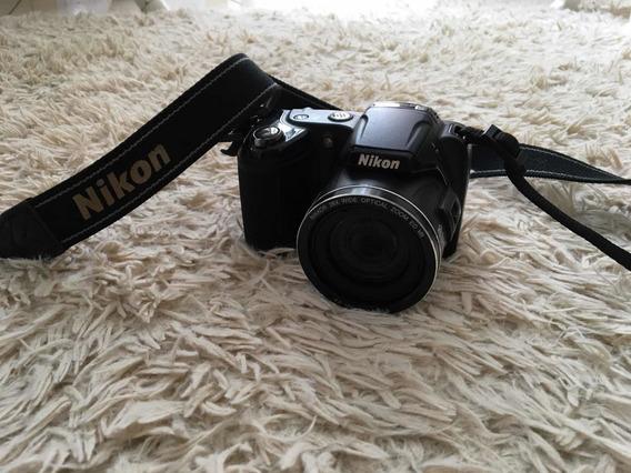 Câmera Fotográfica, Nikon Coolpix L810