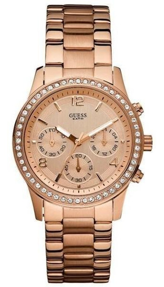 Reloj Original Dama Marca Guess Modelo W0122l3