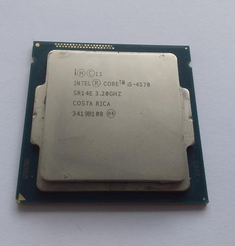Imagem 1 de 1 de Processador Intel Core I5 - 4570 (4 Geração)