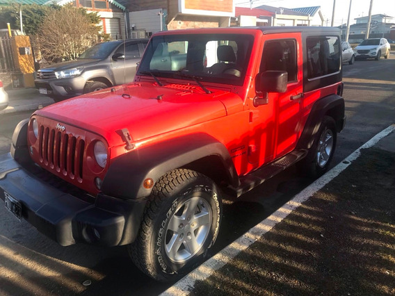 Jeep Rangler 3.6, Nafta , 284hp, Tres Puertas