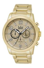 Relógio Dumont Traveller Masculino Dujp25aa/4d