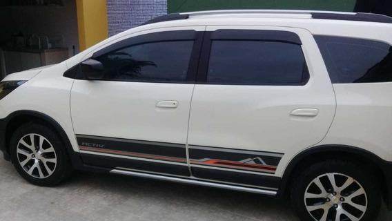 Chevrolet/spin 1.8l At Act - Aprovado Com Restrição