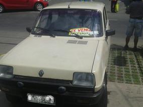 Renault Año 82 Excelente Estado