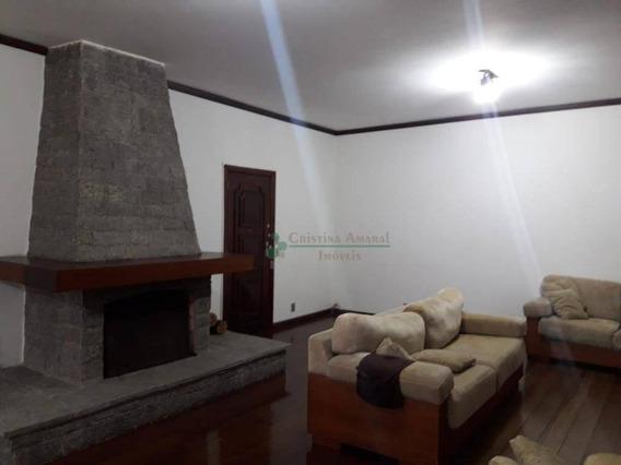 Apartamento Com 4 Dormitórios Para Alugar, 250 M² Por R$ 3.000/mês - Agriões - Teresópolis/rj - Ap0369