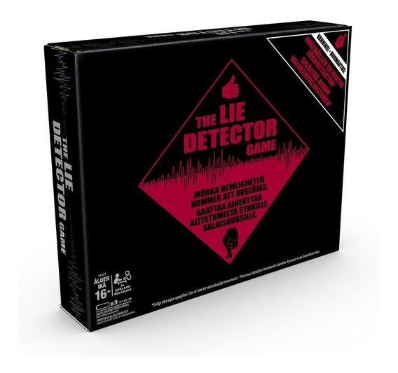Jogo Detector De Mentiras - Hasbro E4641