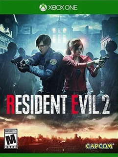 Resident Evil 2 Remake Xbox One: Digital Games