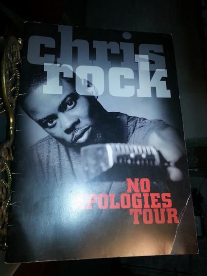 Chris Rock - No Apologies Tour Curiosidade Do Comediante Rar