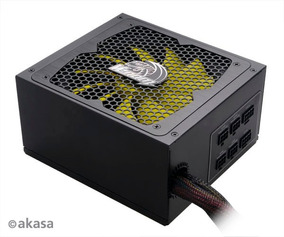 Fonte 80 Plus 850w Akasa Gold Venom Modular Cd.1813