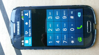 .celular Samsung S3 Mini I8200l 8gb 3g 5mp Usb Mal Contat 24