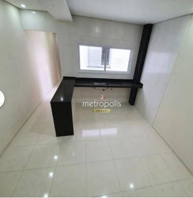 Cobertura Com 2 Dormitórios À Venda, 90 M² Por R$ 300.000 - Vila Cecília Maria - Santo André/sp - Co0224