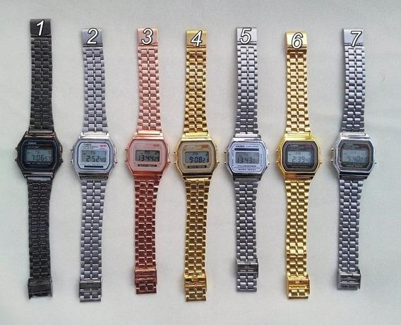 Kit Com 15 Relógios Casio Vintage Retrô Atacado!